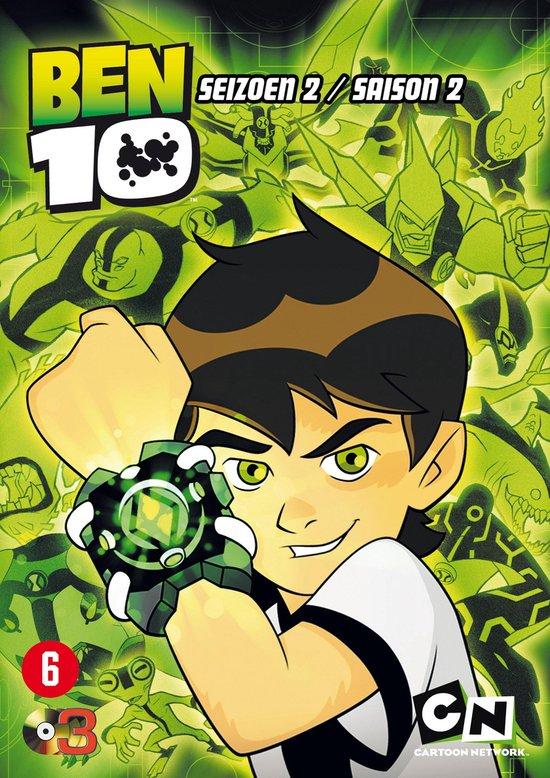 Cover van de film 'Ben 10'