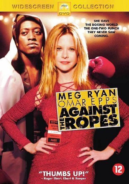 Cover van de film 'Against The Ropes'