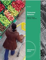 Consumer Behavior, International Edition