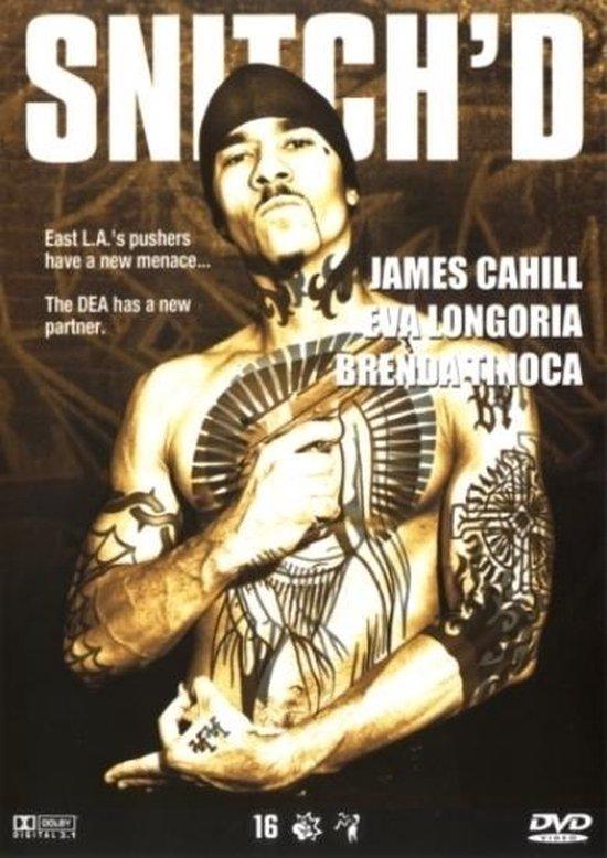Cover van de film 'Snitch'D'