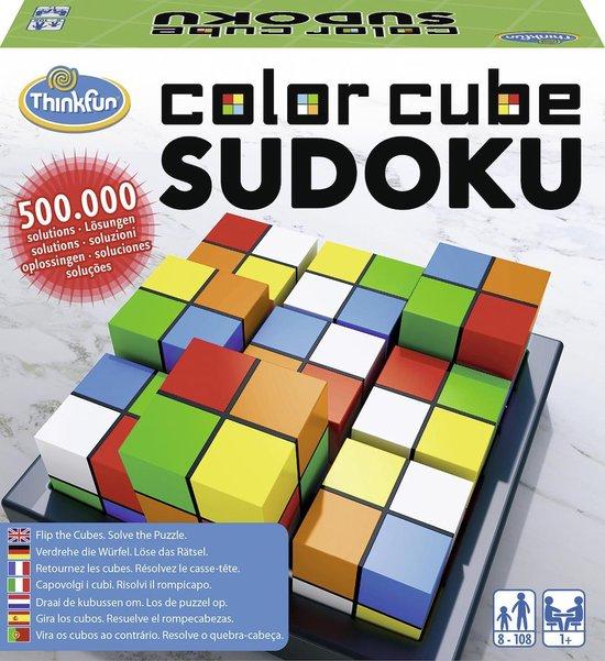 Afbeelding van het spel Thinkfun Color Cube Sudoku