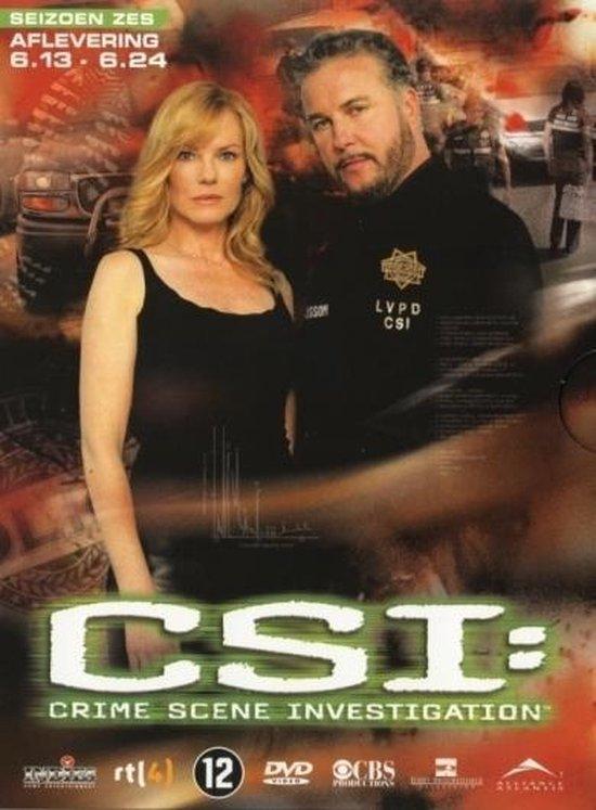 CSI: Crime Scene Investigation - Seizoen 6 (Deel 2)