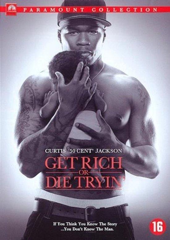 Cover van de film 'Get Rich or Die Tryin''