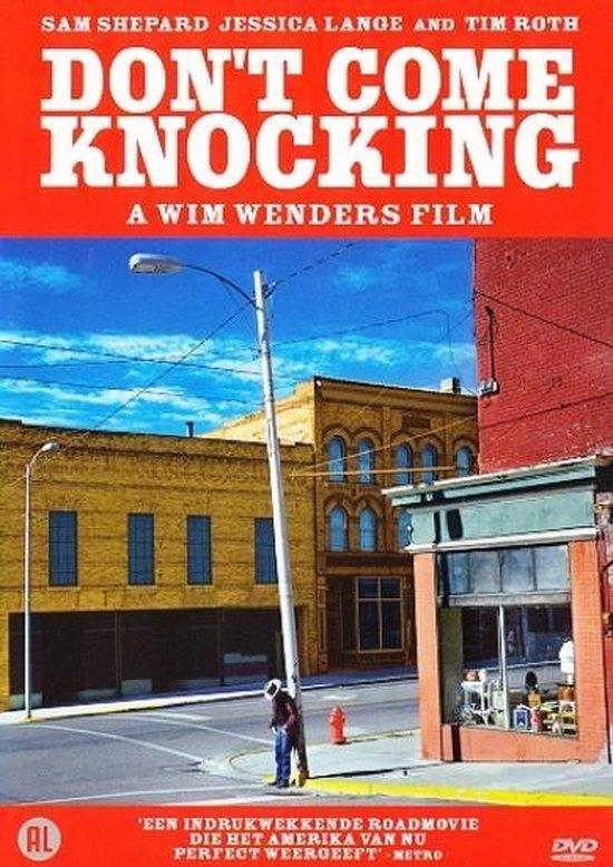 Cover van de film 'Don't Come Knocking'