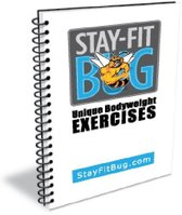 Stay-Fit Buzz Unique Bodyweight Exercises