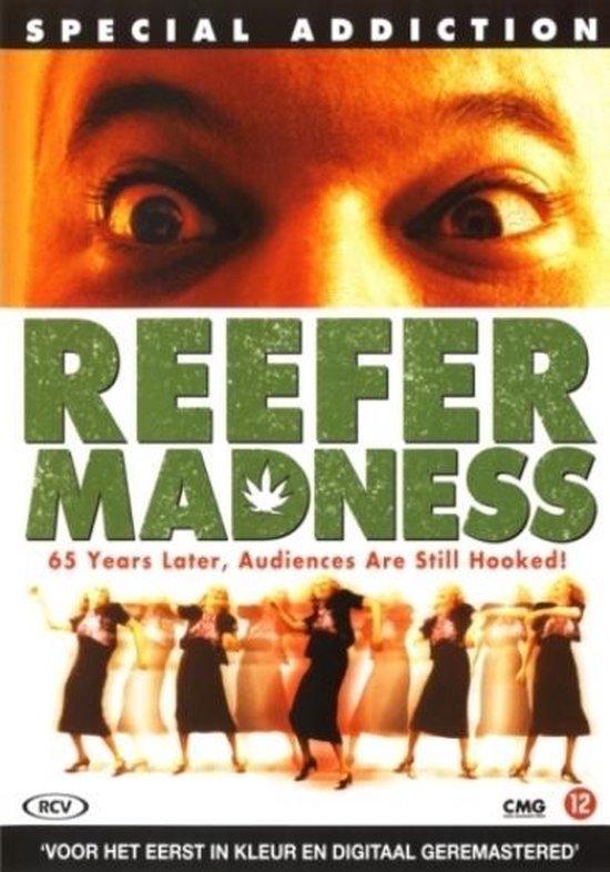 Cover van de film 'Reefer Madness'