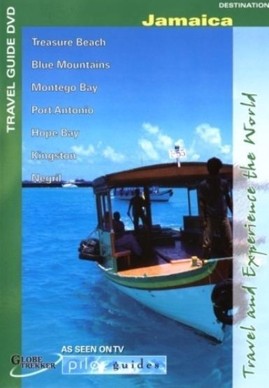 Cover van de film 'Jamaica'