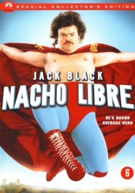 Cover van de film 'Nacho Libre'