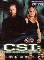 CSI: Crime Scene Investigation - Seizoen 5 (Deel 2)