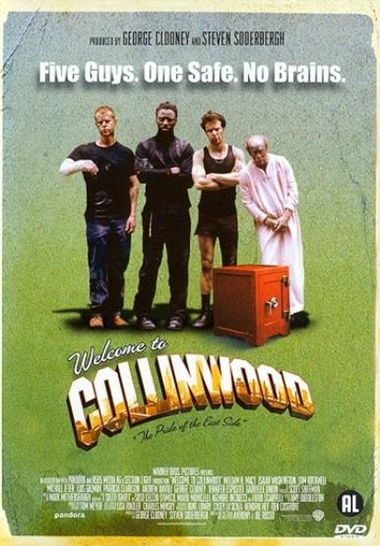 Cover van de film 'Welcome To Collinwood'