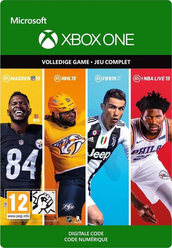 EA Sports 19 Bundle – Xbox One Download