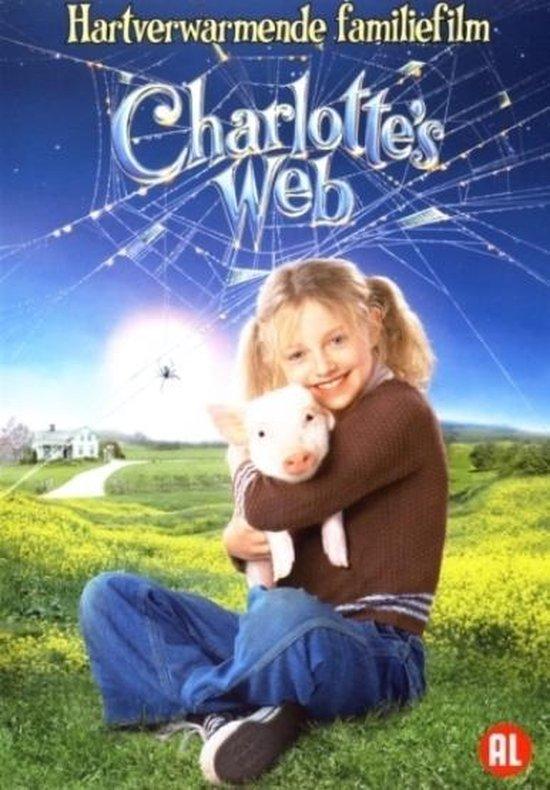 Cover van de film 'Charlotte's Web'