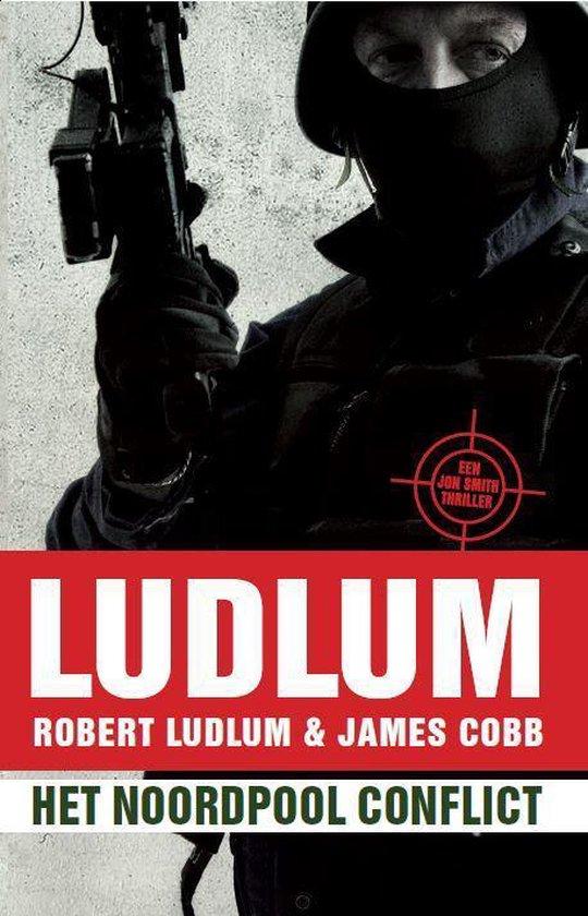 Jon Smith - Het Noordpool conflict - Robert Ludlum | Fthsonline.com