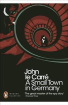 Boek cover A Small Town in Germany van John le Carré