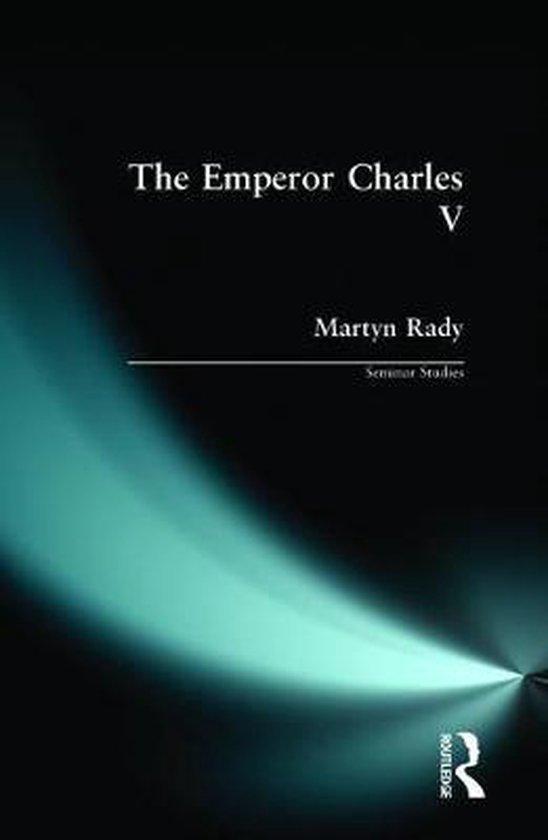 Boek cover The Emperor Charles V van Martyn Rady (Paperback)