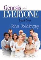 Boek cover Genesis for Everyone, Part 2 van John Goldingay