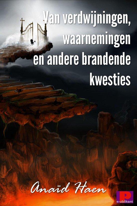 Van verdwijningen, waarnemingen en andere brandende kwesties - Anaïd Haen pdf epub