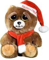 Knuffel / Pluche - Christmas Bear (20cm)