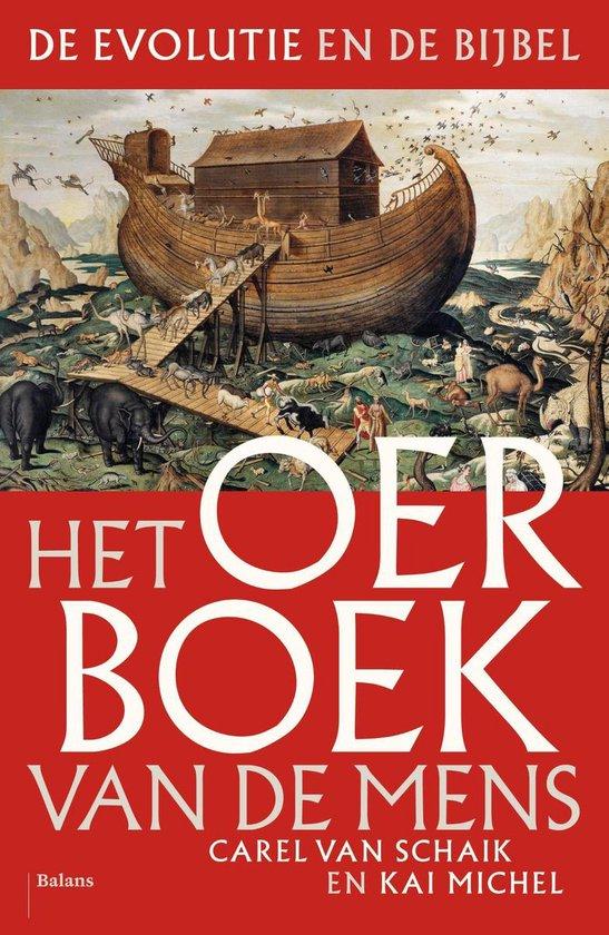 Boek cover Het oerboek van de mens van Carel van Schaik (Onbekend)