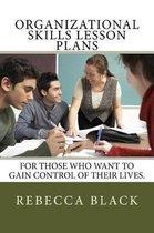 Organizational Skills Lesson Plans