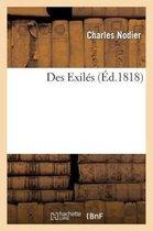 Des Exiles