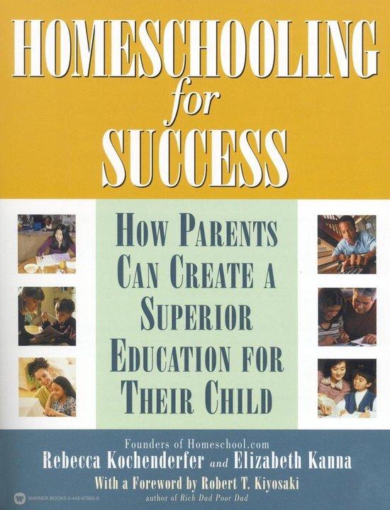Boek cover Homeschooling for Success van Rebecca Kochenderfer (Onbekend)