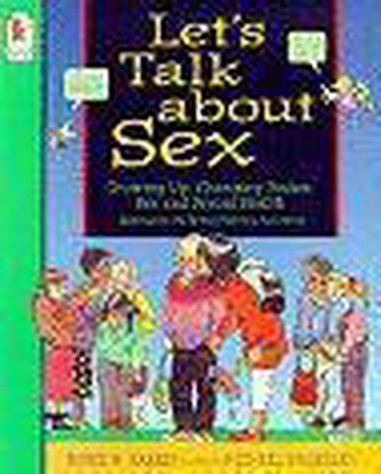 Boek cover Lets Talk About Sex van Robbie H. Harris (Paperback)