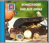 Was ist was Hörspiel-CD: Schatzsuche/ Das alte China