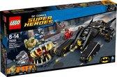 LEGO Super Heroes Batman Killer Croc Rioolravage - 76055