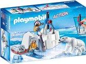 PLAYMOBIL Poolreizigers met ijsberen