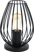 EGLO Newtown Tafellamp - 1 Lichts - Ø160mm. - Zwar