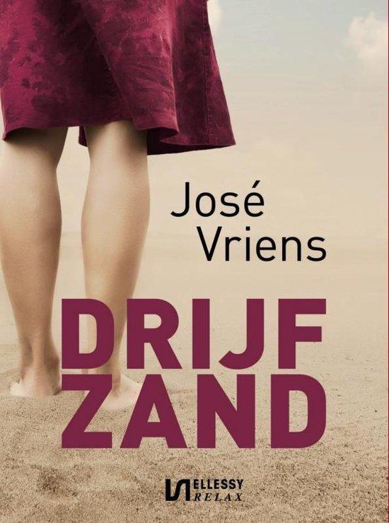 Boek cover Drijfzand van Jose Vriens (Onbekend)