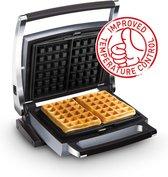 Combi Waffle Maker CW 2458 - 4x6 Brusselse en Luikse wafel