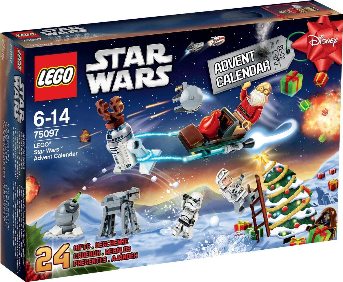 LEGO 75097 Adventskalender 2015, Star Wars