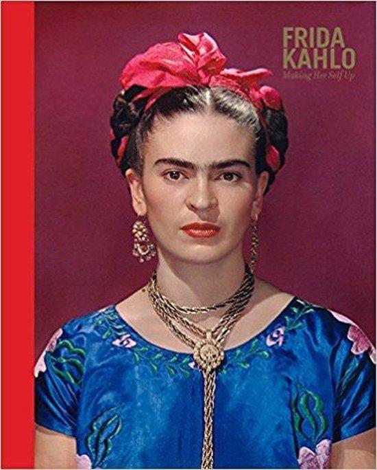 Boek cover Frida Kahlo van Claire Wilcox (Hardcover)