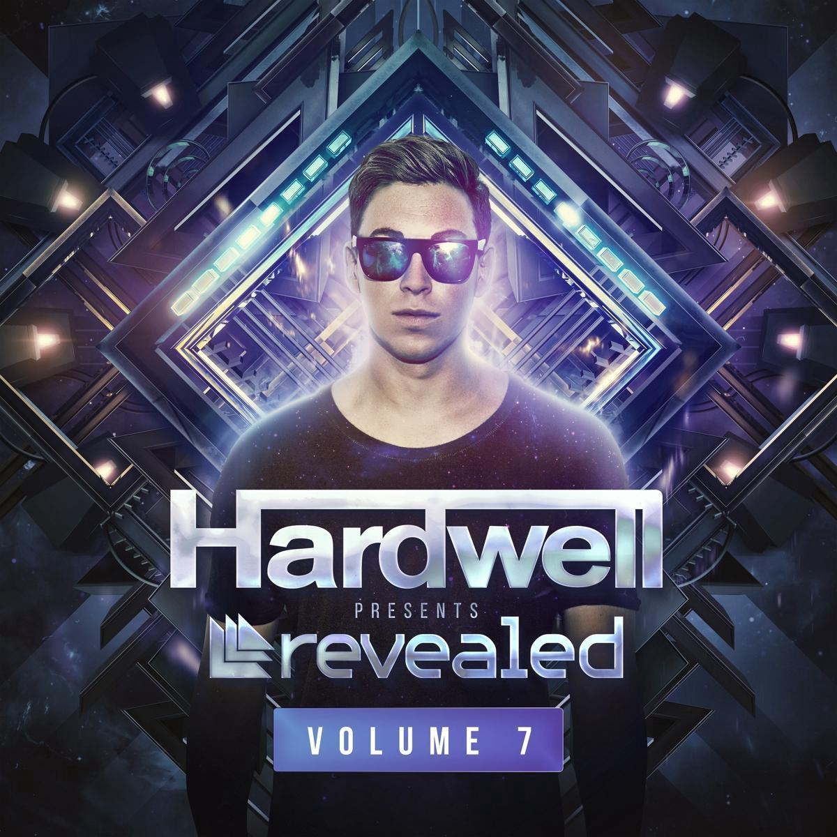 Presents Revealed Vol 7 (Ltd Vinyl) - Hardwell