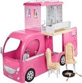 Barbie Glam Camper - Barbie camper