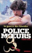 Police des moeurs n°138 La Guerre des blondes