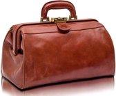 Elite Bags CLASSY'S Dokterstas Medische Tas - Leer