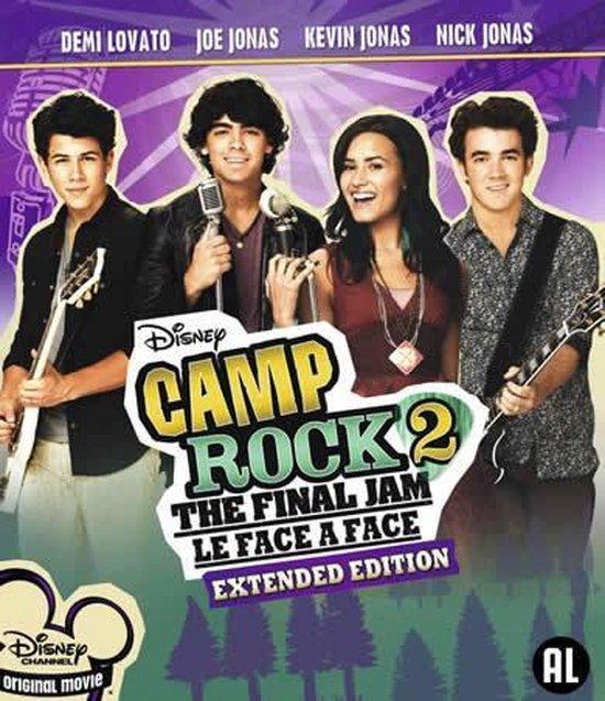 Cover van de film 'Camp Rock 2: The Final Jam'