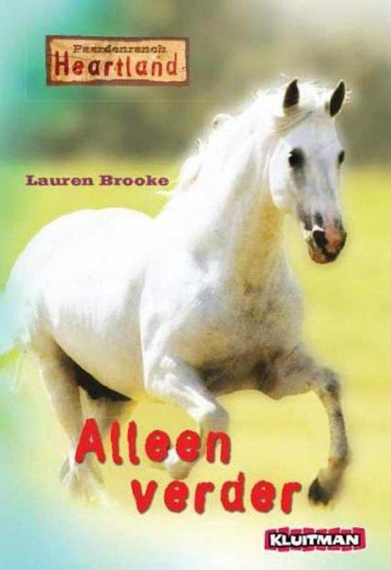 Alleen verder / druk Heruitgave - Lauren Brooke pdf epub