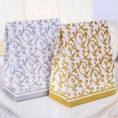 Luxe Kartonnen Geschenk / Kado Doosjes - 25 X Bedank Doosje - Cadeauverpakking