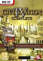 Sid Meier's Civilization 4 - Complete Edition