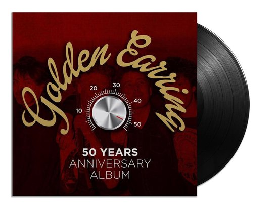 50 Years Anniversary Album (3LP) - Golden Earring
