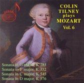 Tilney Plays Mozart Vol.6
