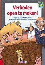 Samenleesboeken - Verboden open te maken!