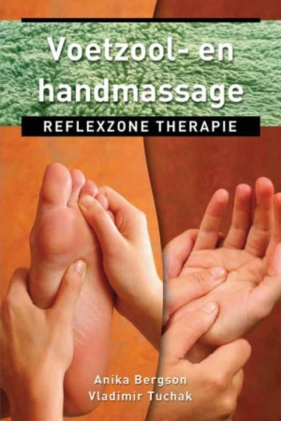 Ankertjes 45 - Voetzool- en handmassage - Anika Bergson pdf epub