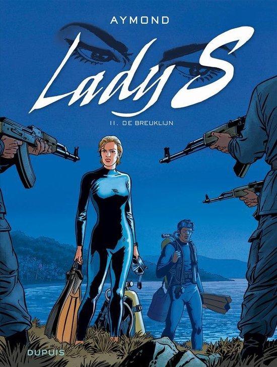 Lady s 11. de breuklijn - Philippe Aymond pdf epub