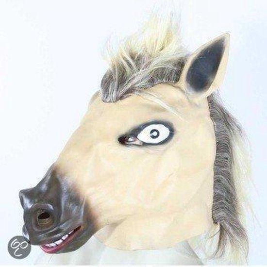 Masker Paard -  Rubber