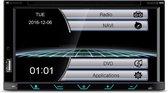 Navigatie CITROEN C2 2003-2009  C3 2001-2010  Berlingo 2008+  Jumpy 2007+ / FIAT Scudo 2007+ / PEUGEOT (207) 2006-2012, (307) 2001-2008, Expert 2007+  Partner 2008+ / TOYOTA ProAce 2013+ inclusief frame Audiovolt 11-091